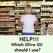 Got questions about Olive Oil?